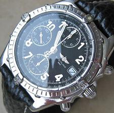 ★★WoW★★ Deal  Breitling ★ Vitesse ★ Luxus Uhr Chronograph Chrono Chronomat Stahl