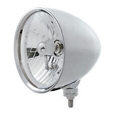 "UNITED PACIFIC ""CHOPPER"" Headlight - Crystal H4 Bulb 32552"