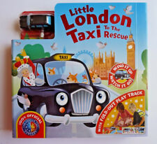 New, Little London Taxi To The Rescue, Wind-up Toy, For Children/Kids Ages 2+ yr