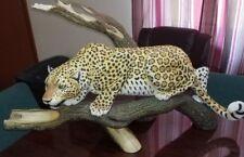 Connoisseur of Malvern Leopard Ltd Ed # 16 of 25 Made in England Fine Bone China