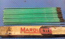 """Marquette No.61 Arc Brazing Weld Bronz-Rod, 5/32"""" In. x 16"""" 1 lb Silicon Bronze"""