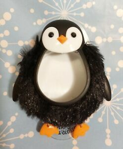 BATH & BODY WORKS PENGUINE SCENTPORTABLE HOLDER CAR VISOR CLIP FRESHENER NEW