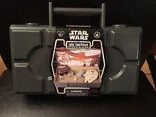 Disney Exclusive Star Wars Force Awakens Jakku Sand Play Set Rey Finn BB-8