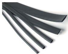 Guaina termoretraibile termorestringente 1mt diametro 10mm nera stringimento 2:1