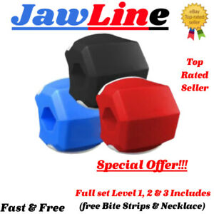 Jaw Exerciser Jawline Tone your Face Neck Facial Toner Trainer Anti-Wrinkle