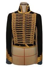 Captain Horse Hunter Fantasy Napoleonic Hussars Military Jacket in all sizes