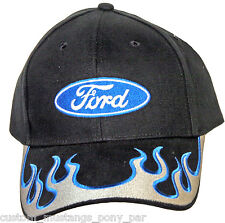 Ford Oval Cap Hat 1964 1965 1966 1967 1968 64 65 66 67 68 GT GTA 289 302 351 390