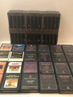 Atari 2600 Game Lot 24 Games