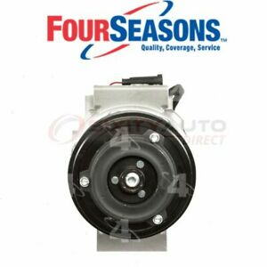 Four Seasons AC Compressor for 2003-2011 Mercedes-Benz G55 AMG - Heating Air of