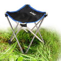 Selpa Outdoor Folding Fold Aluminum Chair Stool Seat Fishing Camping  Feature: