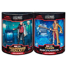 MARVEL LEGENDS SDCC 2019 PACK THE COLLECTOR AND GRANDMASTER HASBRO