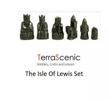 Artcrafts Chess Set Moulds Mould Latex CS4 The Isle Of Lewis Set