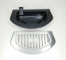 Replacement Stainless Steel Drip Tray w/ Grate for Jura Capresso 119 Espresso
