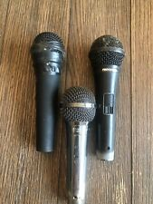 Lot Of 3 Microphones P615 Pro Performance