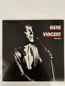 Gene Vincent, Rareties. Made In France.