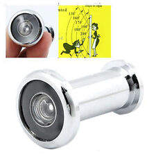 14mm 180 Degree Wide Angle Door Viewer Peep Sight Hole HY