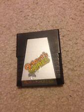 Atari 2600 Q*bert's Qubes🔳 By Parker Brothers Qbert's Qubes NTSC GDFAS ‼️✔️♨️