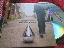 Secret Machines – Lightning Blue Eyes  Reprise Records Promo UK CD Single
