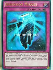 Yu-Gi-Oh - 1x Dimension Mirage - MVP1 - The Darkside of Dimensions Movie Pack