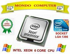 PROCESSORE SOCKET LGA 1366 INTEL XEON 6 CORE E5649 SLBZ8 /2.53 GHZ +0,4 GR PASTA