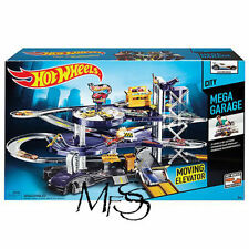 Hot Wheels Diecast Buildings and Set Parts