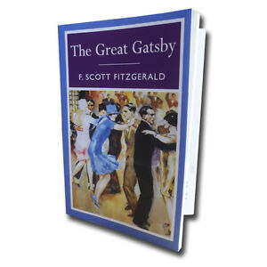 The Great Gatsby Book, F. Scott Fitzgerald, Paperback, Modern Classic Edition