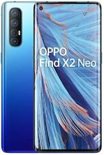 "Cellulare Smartphone OPPO Find X2 Neo 5G 256GB+12GB RAM 6.5"" Starry Blue"