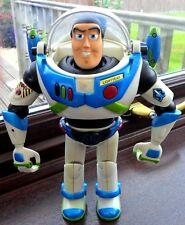 TOY STORY BUZZ LIGHTYEAR, (RARE BLUE & BLACK EDITION, 2001.)