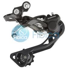 New Shimano Deore XT RD M786 SGS Shadow+ Lockout Rear Derailleur Black 10-speed