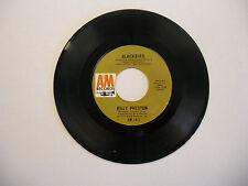 Billy Preston Will It Go Round In Circles/Blackbird 45 RPM VG+ A&M Records