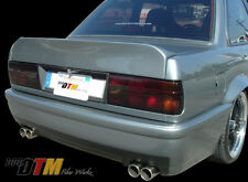 BMW E30 E46 M3 CSL LOOK Rear Bumper Body Kit Fiberglass