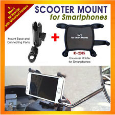 motorcycle/scooter mount+Universal Holder for Smartphones,as Galaxy Note, others