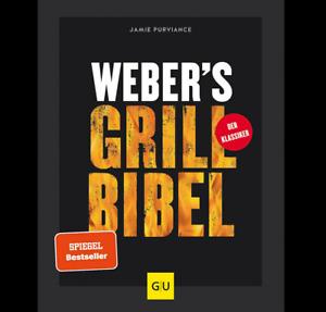 Weber's Grillbibel Von Jamie Purviance + GESCHENKE + schnelle Lieferung 🔥
