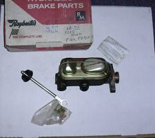 RAYBESTOS BRAKE MASTER CYLINDER FOR 68-72 FORD F100 F250 TRUCK NOS