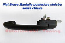 N°1 MANIGLIA POSTERIORE SINISTRA FIAT BRAVA DAL 1995 AL 2001 80/438