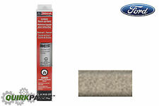 Ford Pale Adobe Touch Up Paint Pen Brush Code LQ Clear Top Coat Motorcraft OEM