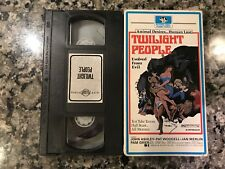 Twilight People Vhs! 1972 Horror! (See) The Texas Chainsaw Massacre & Scream