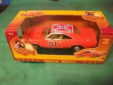 JOHNNY LIGHTNING 1969 CHARGER THE GENERAL LEE  DIE-CAST 1:18 SCALE