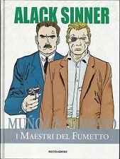 I maestri del fumetto Mondadori n. 12 ALACK SINNER