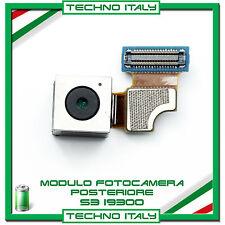 FOTOCAMERA POSTERIORE RETRO CAMERA BACK PER SAMSUNG GT i9300 GALAXY S3