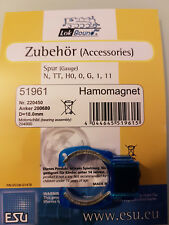 ESU 51961 Permanentmagnet kleine Scheibenkollektormotoren z.B. m. ESU 54610 NEU