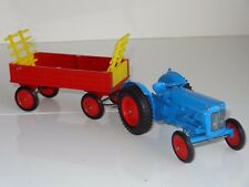 (S) CRESCENT FORD DEXTRA TRACTOR & TRAILER WITH RAVES  - 1803