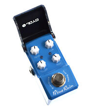 JOYO JF-311 Blue Rain Overdrive Ironman Mini Guitar Effects Pedal