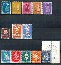 Nederland jaargang 1958 gebruikt