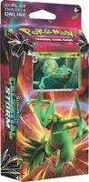 60-Card Sceptile Leaf Surge Pokemon Celestial Storm Theme Deck Holo Coin Playmat