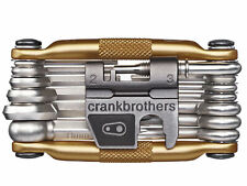 Crankbrothers M19 Bike Multi-Tool (Gold)