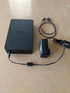 Western Digital WDBAAU0030HBK-01 Elements Desktop 3TB External USB Hard Drive.