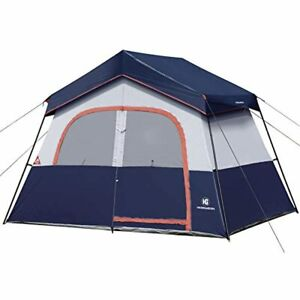 Camping Tent - 6 Person - Waterproof and Windproof