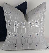 Genevieve Bennett for John Lewis Fretwork Fabric, Cushion Cover