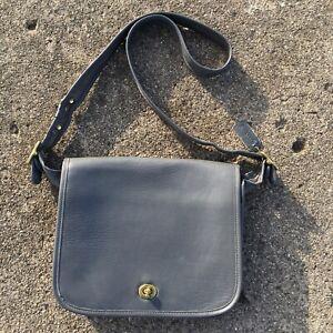 Vintage Coach Messenger Bag
